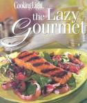 Click here to enlarge image and see more about item BCG18: Cooking Light The Lazy Gourmet Cookbook
