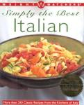 Click here to enlarge image and see more about item BCH10: Weight Watchers' Simply the Best Italian