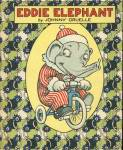 Click to view larger image of Vintage Volland Eddie Elephant by Johnny Gruelle (Image1)