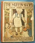Click here to enlarge image and see more about item BCHILD15: Vintage Cildren's Book: The Muffin Shop