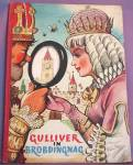 Vintage Children's Book: Gulliver in Brobdingnag