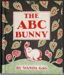 Click here to enlarge image and see more about item BCHILD21: The ABC Bunny