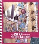 Click here to enlarge image and see more about item BCSE12: The Great Entertainer Cookbook