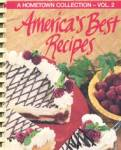 Click here to enlarge image and see more about item BCSE9: Hometown Collection America's Best Recipes Vol. 2