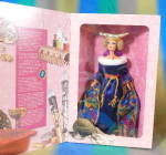 Barbie Medieval Lady Great Eras Collection