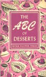 Click here to enlarge image and see more about item BHD16: The ABC of Desserts