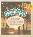 Island Refreshers Tropical Drink Recipes