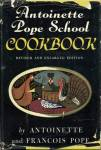 Click here to enlarge image and see more about item BNCH30: Antoinette Pope School Cookbook