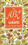 Click here to enlarge image and see more about item BNCH54: The A B C of Canapes