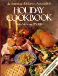 Click here to enlarge image and see more about item BNCH69: American Diabetes Assoc. Holiday Cookbook