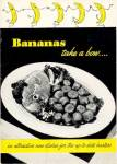 Click here to enlarge image and see more about item BNCP151: Bananas take a bow Cookbook