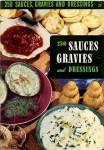 Click here to enlarge image and see more about item BNCP170: 250 Sauces Gravies and Dressings