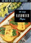 Click here to enlarge image and see more about item BNCP173: 500 Ways To Make Tasty Sandwiches