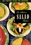 Click here to enlarge image and see more about item BNCP180: 500 Delicious Salad Recipes