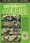 Click here to enlarge image and see more about item BNCP216: 500 Delicious Salads Culinary Arts Institute