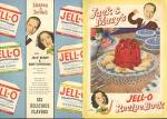 Click here to enlarge image and see more about item BNCP265: Vintage Jack & Mary's JELL-O Recipe Book