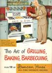 Click here to enlarge image and see more about item BNCP287: Duncan Hines Art of Grilling, Baking, Barbecuing Recipe