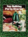 Click here to enlarge image and see more about item BNCP46: 7UP Holiday Party Starter