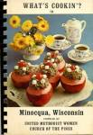 Click here to enlarge image and see more about item BNCS44: What's Cooking in Minocqua, Wisconsin