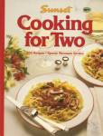 Click here to enlarge image and see more about item BNCS568: Sunset Cooking for Two, 200 Recipes