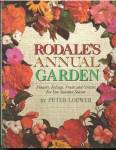 Click here to enlarge image and see more about item BNHG12: Rodale's Annual Garden