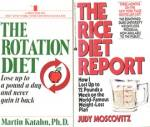 Click here to enlarge image and see more about item BNM23: The Rotation Diet & The Rice Diet Report