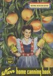 Kerr Home Canning Book National Nutrition Edition