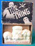 Click here to enlarge image and see more about item BREWG69: Vintage The Thing