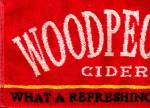 Woodpecker Cider Pub Beer Bar Towel