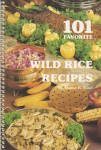 Click here to enlarge image and see more about item BSS6: 101 Favorite Wild Rice Recipes