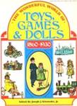 Click here to enlarge image and see more about item BT14: The Wonderful World of Toys Games & Dolls