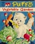 Vintage Puff's Vegetable Garden