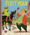 Click here to enlarge image and see more about item BW12: Vintage The Fix It Man Teasure Book