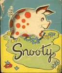 Vintage Snooty Tell-A-Tale Book