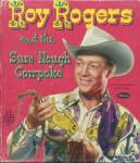 Click here to enlarge image and see more about item BW41: Vintage Roy Rogers & the Sure 'Nough Cowpoke