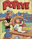 Click here to enlarge image and see more about item BW51: Vintage 1956 Popeye Wonder Book