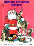 Click here to enlarge image and see more about item BW92: Noni the Christmas Reindeer