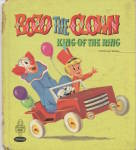 Click here to enlarge image and see more about item BW98: Bozo the Clown King of the Ring
