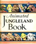 Click to view larger image of Vintage Cracker Jack Animated Jungleland Book (Image1)