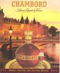 Click here to enlarge image and see more about item CBPH13: Chambord Liqueur Royale de France Recipes Booklet