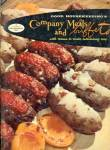 Click here to enlarge image and see more about item CBPH3: Good Housekeeping's Company Meals & Buffets Cook Book