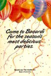 Come to Bacardi for the Season's Most Delicious Parties