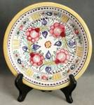 Click here to enlarge image and see more about item CDC7: Vintage Czech Bowl