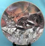 Our Woodland Friends Series Plate Fascination