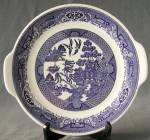 Blue Willow Ware Platter