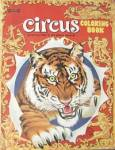 Vintage Circus Coloring Book