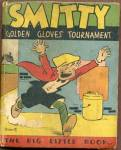 Vintage Big Little Book:Smitty Golden Gloves Tournament