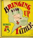 Click here to enlarge image and see more about item CVBF1: Vintage Bringing Up Father Book