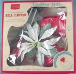 Click to view larger image of Vintage Electric Plastic Bells Decoration (Image1)