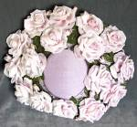 Click to view larger image of Vintage Lavender Rose Hat (Image2)
